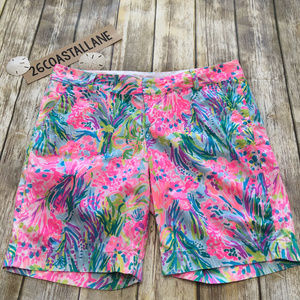 Lilly Pulitzer Chipper Shorts 14